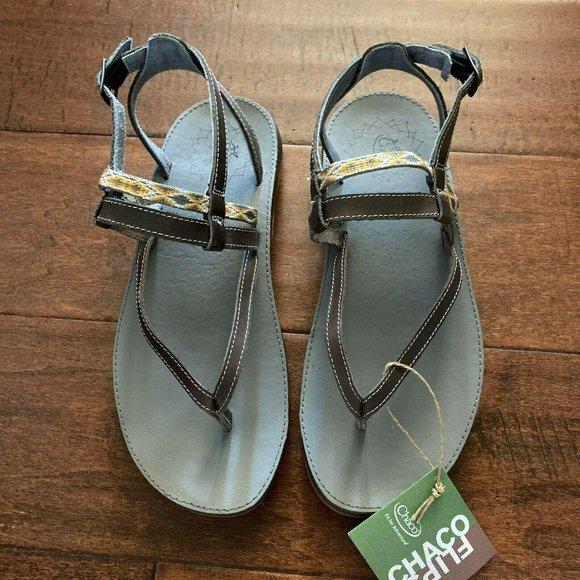 Chaco Loveland Popline Sun Sandals Flip Flop Thong